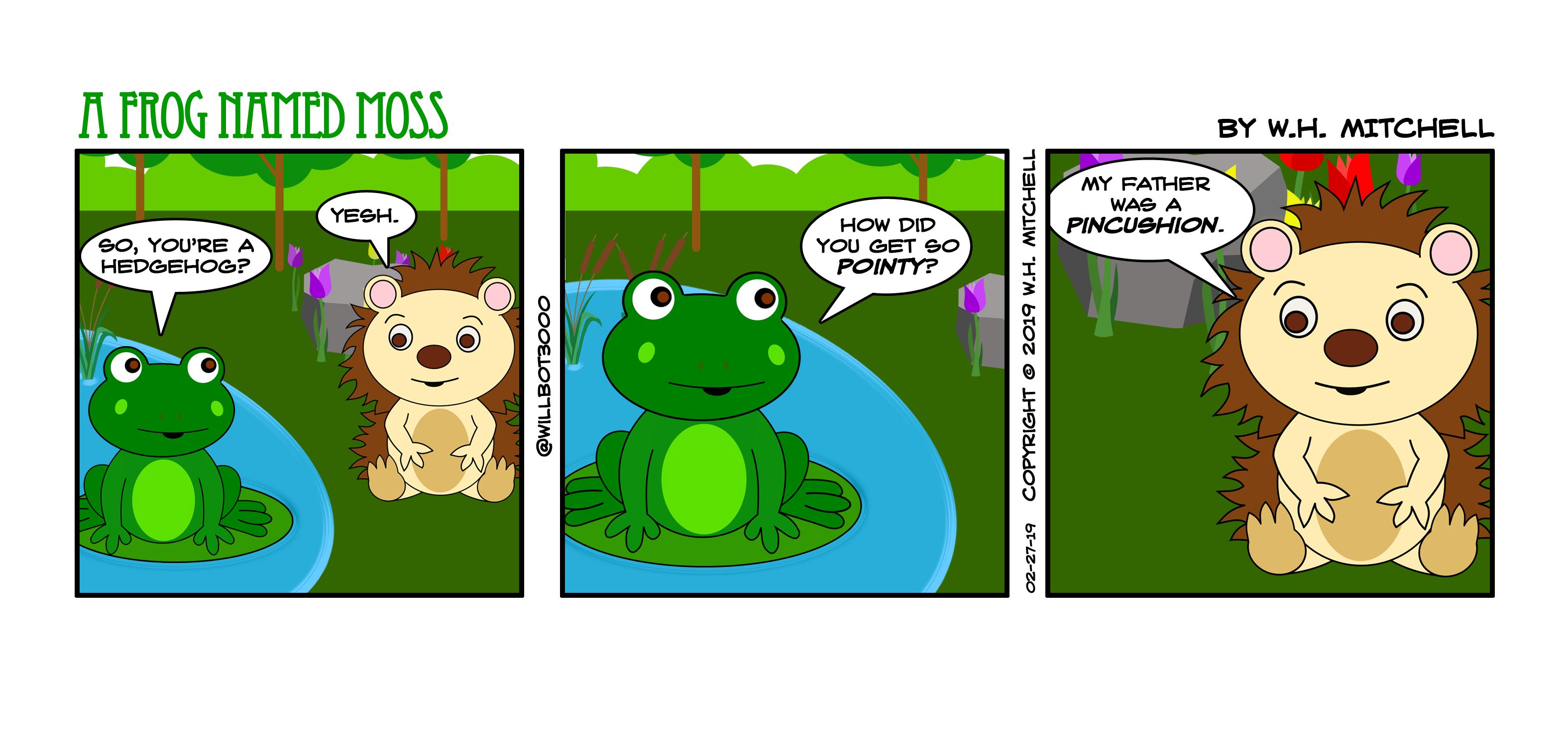 Prickly Pa - Comic 2/27/19