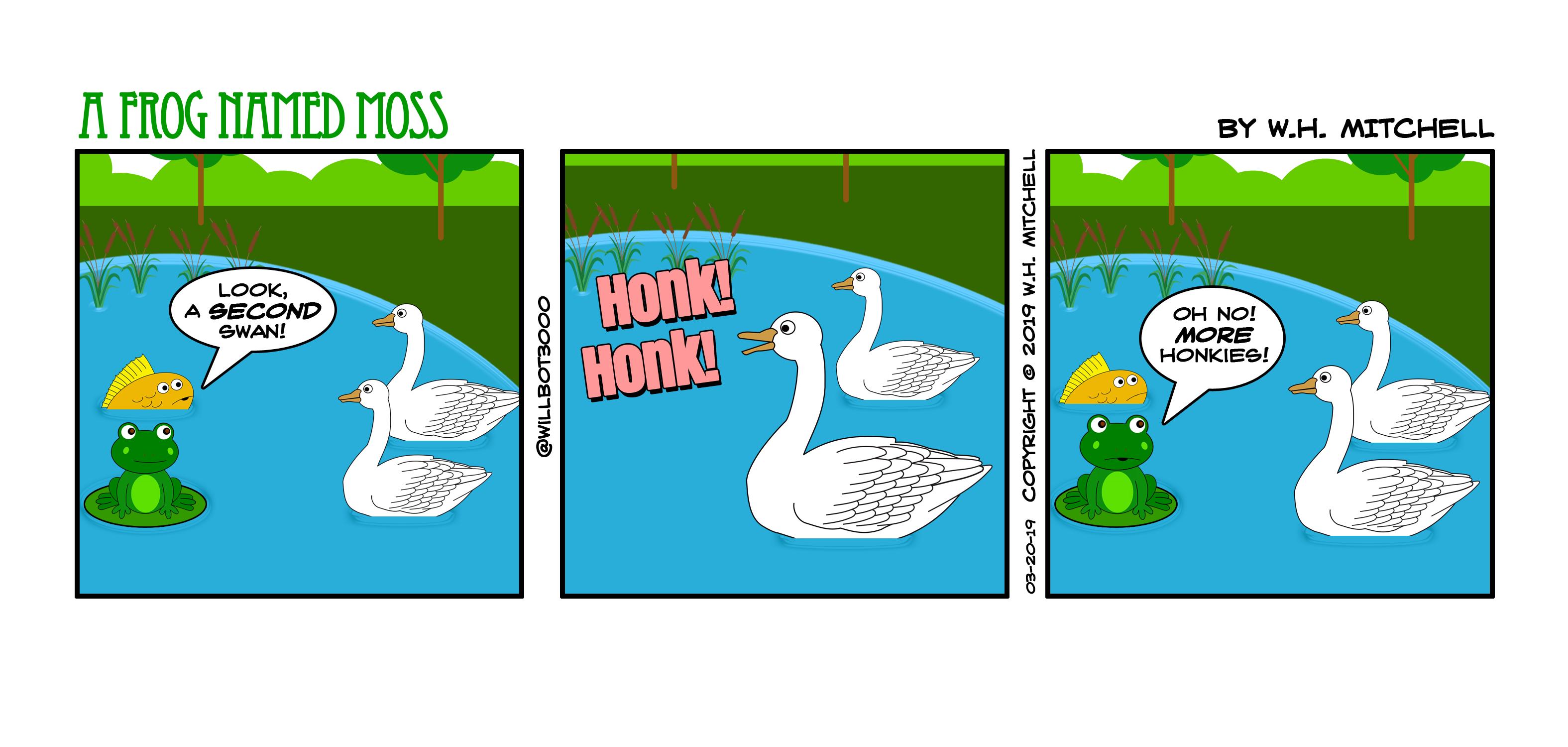 Honky MoFos 3/20/19